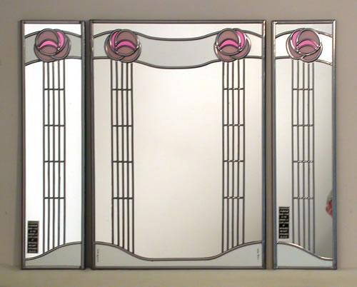 Mackintosh Mirrors 3 Mirror Sets