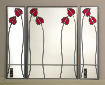 3 mirror set mackintosh