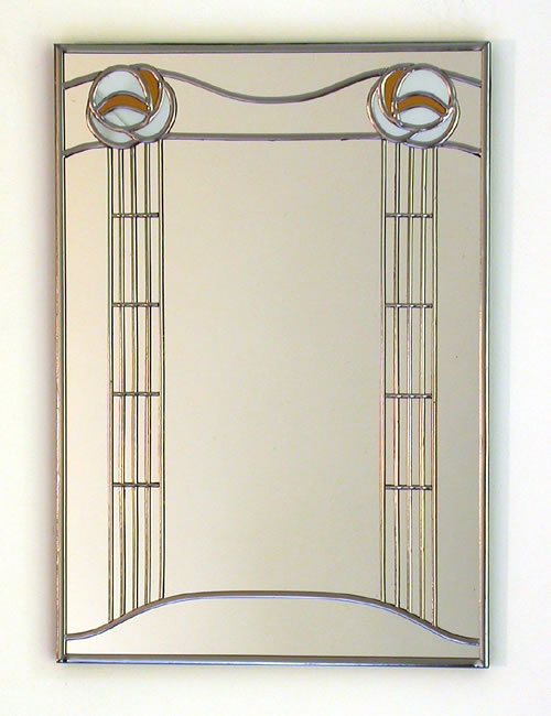 Mackintosh Rectangular Mirror Art School