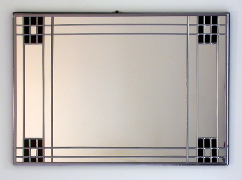 Mantlepiece Mackintosh Mirrors
